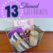 themed gift basket ideas housewarming gift basket home supplies cake kasey trenum