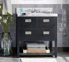 reynolds single sink console pottery barn