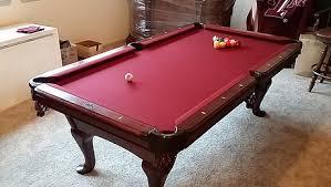 Championship Billiard Felt Colors Move Houston Pool Table Movers Gallery