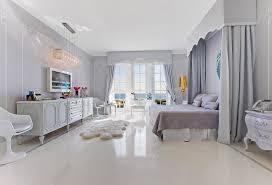 Contemporary Master Bedroom With Simple Marble Floors By The Marble Floors In Bedroom