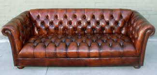 Leather Tufted Sofa Ideas For Tufted Leather Couch Design 25601