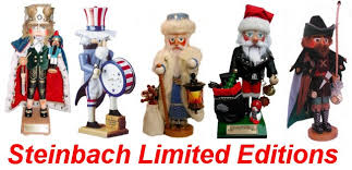 limited edition nutcrackers