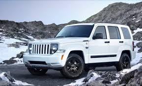 white jeep compass jeep liberty arctic 2012 white black interior must have steering