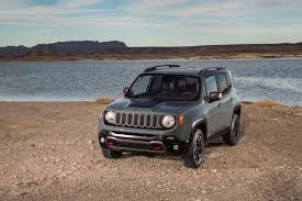 jeep trailhawk 2016 white jeep renegade 2016 motor trend suv of the year contender