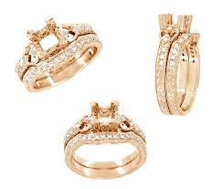 gold engagement ring setting only beautiful gold engagement rings the wedding specialiststhe