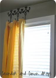 How To Hang A Curtain Curtains Hanging A Curtain Rod Ideas Remodelaholic Windows