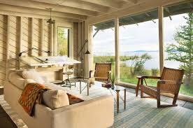 modern rustic home interior design modern rustic cabin in montana offers captivating lakeside views