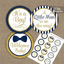 bow tie baby shower ideas bow tie baby shower toppers printable navy blue bow tie