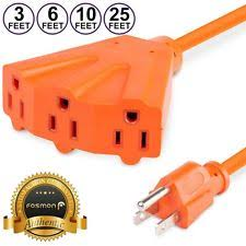 3 ft extension cord ebay