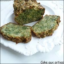 cuisiner ortie cake aux orties et au fromage de chèvre mes envies et délices