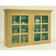 woodworking project paper plan to build display cabinet plan no 865