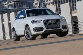 white girly cars i really enjoyed the audi q3 but it confused the heck out of me