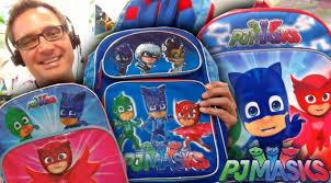 pj masks official backpacks toys games u2013