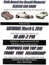 monster truck show pensacola fl upcoming car shows march 2016 on carshowgeeks com