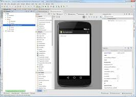 android stuido cs 193a android application development working at home