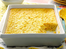 corn pudding recipe taste of home
