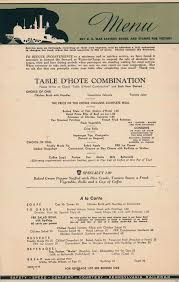 Pennsylvania travelers checks images 38 best menus rail images vintage menu dinner menu jpg