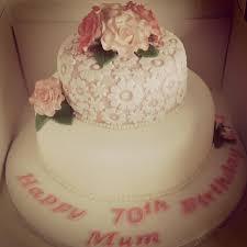 70th birthday cake cake by cushty cakes cakesdecor