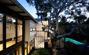 beach house by bark design reflects coastal australian climate