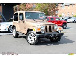 jeep sand color 2000 jeep wrangler sahara 4x4 in desert sand pearl photo 7
