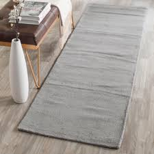 Solid Grey Rug Safavieh Himalaya Grey 2 Ft 3 In X 18 Ft Runner Rug Him610k 218
