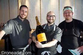 sous chef de cuisine restaurant 18 celebrates its second 4 award in