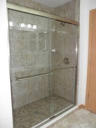Showers Door Frameless Sliding Shower Doors Precision Glass Shower