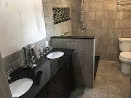 gallery of custom showers flooring masters u0026 professional remodelers