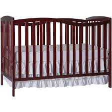 Convertible Crib Cherry On Me Chelsea 5 In 1 Convertible Crib Cherry Walmart