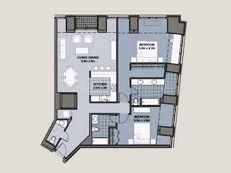 cayan tower floor plan u2013 meze blog
