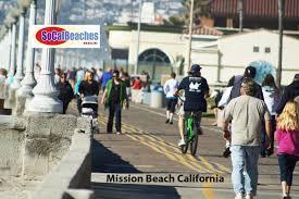mission beach photo gallery mission beach california
