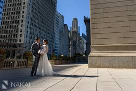 chicago wedding photography chicago wedding photos olive park institute langham