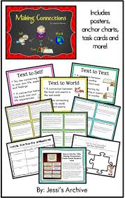 Wemberly Worried Worksheets Best 20 Making Connections Activities Ideas On Pinterest Making