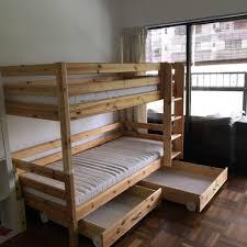 Flexa Bunk Bed Original Flexa Bunk Bed From Scandinavia Home Furniture