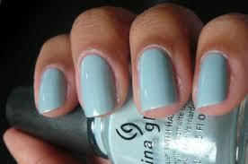 light blue nails newyorkfashion us