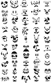 the 25 best printable pumpkin carving patterns ideas on pinterest