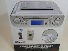 Under Cabinet Kitchen Radio Under Cabinet Radio Ebay