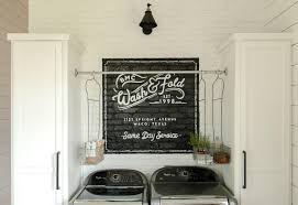 Retro Laundry Room Decor by Ideas Effective Pegboard Craft And Sewing Room Organization