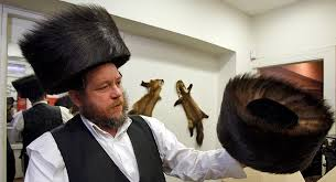 shtreimel for sale why israel s ultra orthodox are fighting fur ban