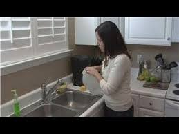 Kitchen Sink Odor Removal by Housekeeping Tips How To Remove Odors From A Garbage Disposal