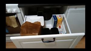 ikea kitchen sink cabinet drawers using deeper maximera drawers in ikea metod kitchen sink cabinet