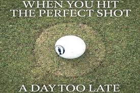 Funny Golf Memes - 10 golf memes that exactly describe all of us golficity
