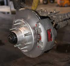 trailer disc brake conversion electric over hydraulic disc brakes