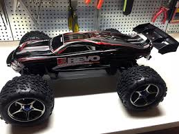 rc monster truck nitro traxxas e revo brushless u2013 the best all round rc car money can buy