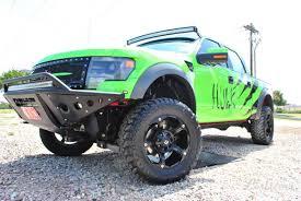 Ford Raptor Truck Wraps - roush off road raptor wrap hulk edition car wrap city