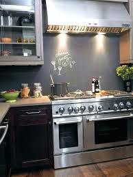 ardoise pour cuisine tableau en ardoise pour cuisine peinture ardoise cuisine dosseret de