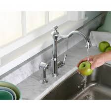 sink u0026 faucet kitchen faucet with separate sprayer sink u0026 faucets