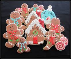 nanny u0027s sugar cookies llc holiday cookie baskets