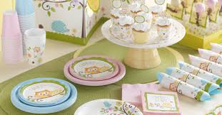 owl baby shower ideas baby shower party supplies owl diabetesmang info