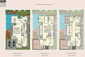 download floor plan for villa house adhome